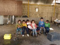 $100K Matching Grant for Syrian Relief Work & ABTS